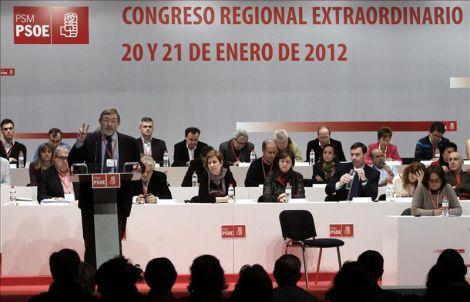 Balance del Congresillo del PSM (20/01/2012)