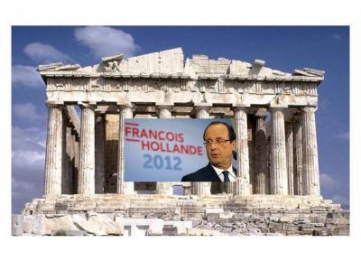 El efecto Hollande empieza en Grecia