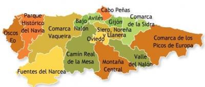 Gobierno en Asturias