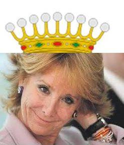 ¡¡Hasta el moño de la Condesa consorte de Murillo !!