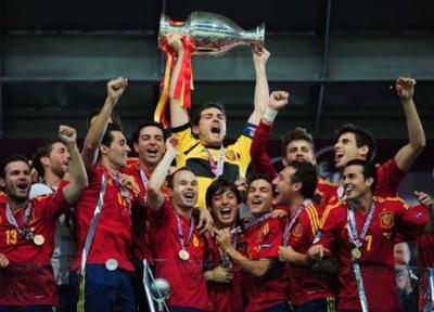 La Roja, campeona de Europa