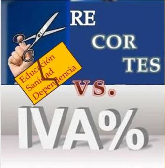 Recortes versus IVA